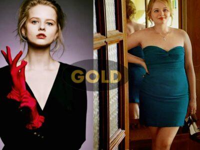 Актриса набрала более 15 кг для роли, а потом пришлось худеть