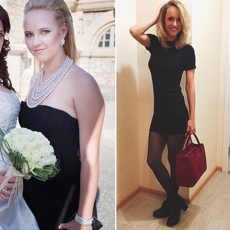 Елена Третьякова круто изменилась